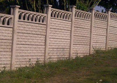Concrete Fencing in Durban